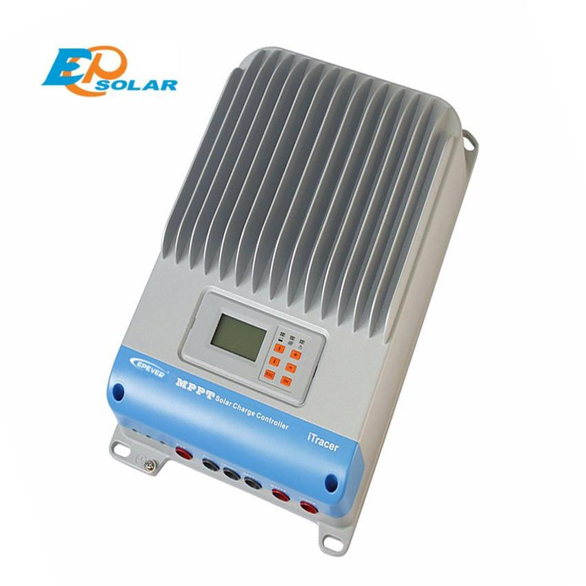EP Solar Charge Controller MPPT iTRACER series - ABC Solar